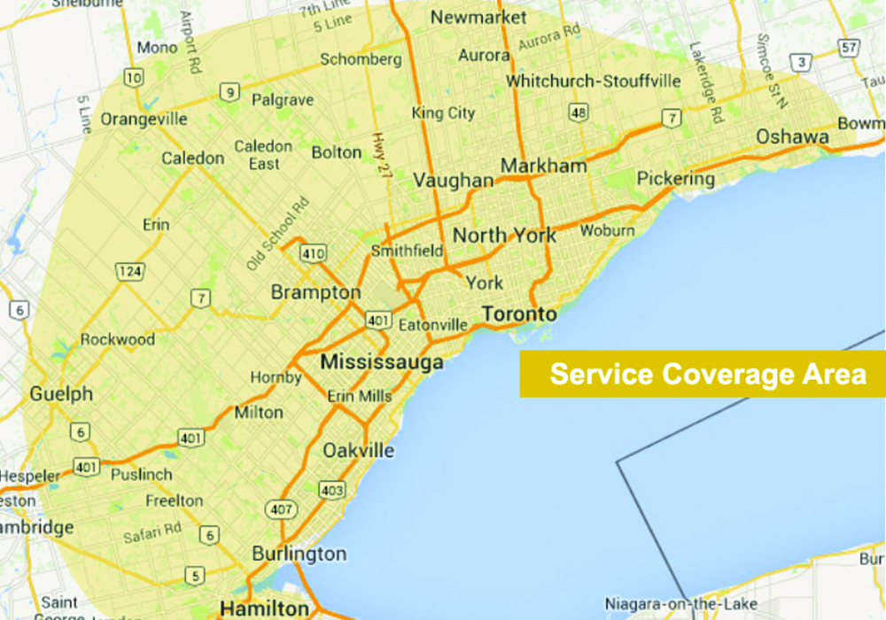 Newmark Home Inspections Contact - Toronto & the GTA